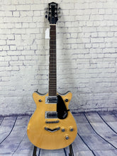 Load image into Gallery viewer, GRETSCH G5222 ELECTROMATIC® DOUBLE JET™ BT WITH V-STOPTAIL NATURAL