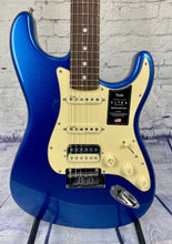 Load image into Gallery viewer, FENDER  AMERICAN ULTRA STRATOCASTER® HSS COBRA BLUE