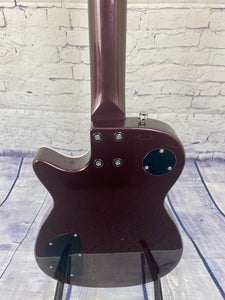 G5260 ELECTROMATIC® JET™ BARITONE WITH V-STOPTAIL DARK CHERRY METALLIC