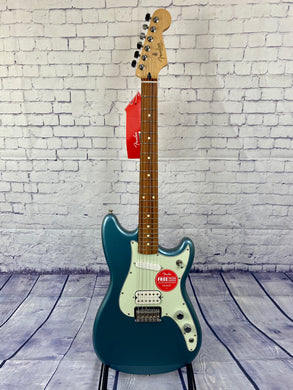 FENDER PLAYER DUO-SONIC™ HS ICE BLUE METALLIC