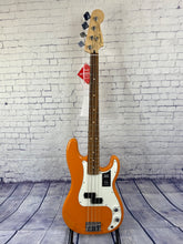 Load image into Gallery viewer, FENDER PLAYER PRECISION BASS® CAPRI ORANGE