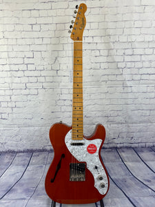 SQUIER BY FENDER CLASSIC VIBE '60S TELECASTER® THINLINE NATURAL