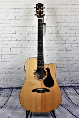 Alvarez AD30CE Acoustic/Electric Guitar Dreadnought with cutaway Spruce Top MHG Back & Sides *on hold****