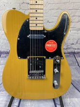 Load image into Gallery viewer, FENDER AFFINITY SERIES™ TELECASTER® BUTTERSCOTCH