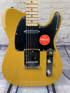 FENDER AFFINITY SERIES™ TELECASTER® BUTTERSCOTCH