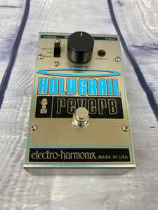 Electro-Harmonix Holy Grail (Old Version) **PRE LOVED**