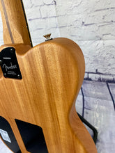 Load image into Gallery viewer, AMERICAN ACOUSTASONIC® TELECASTER® BLACK