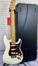 Load image into Gallery viewer, FENDER AMERICAN PROFESSIONAL II STRATOCASTER® OLYMPIC WHITE