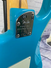 Load image into Gallery viewer, FENDER AMERICAN PROFESSIONAL II STRATOCASTER® MIAMI BLUE