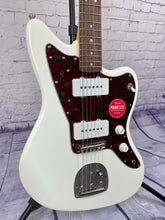 Load image into Gallery viewer, SQUIER BY FENDER CLASSIC VIBE '60S JAZZMASTER® OLYMPIC WHITE