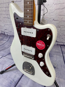 SQUIER BY FENDER CLASSIC VIBE '60S JAZZMASTER® OLYMPIC WHITE