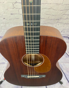 Sigma S000M-15E 000 Shape Acoustic Electric Guitar - Solid Mahogany **ON HOLD***