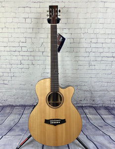 Tanglewood Java Superfolk Electric Acoustic-Electric Guitar