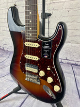 Load image into Gallery viewer, FENDER AMERICAN PROFESSIONAL II STRATOCASTER® HSS 3 COLOUR BURST