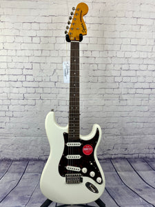 SQUIER BY FENDER CLASSIC VIBE '70S STRATOCASTER®OLYMPIC WHITE