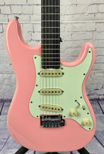 Load image into Gallery viewer, Schecter Nick Johnston Signature Traditional Electric Guitar - Atomic Coral (SCH274)