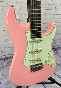 Schecter Nick Johnston Signature Traditional Electric Guitar - Atomic Coral (SCH274)