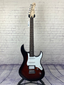 Yamaha Pacifica 112VOVS Electric Guitar SUNBUST