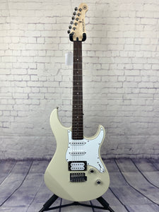 Yamaha Pacifica 112V Electric Guitar – Vintage White finish (PAC112VVW)