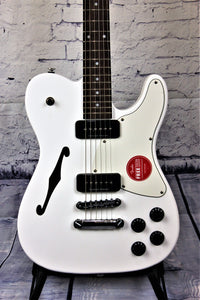 JIM ADKINS JA-90 TELECASTER® THINLINE WHITE