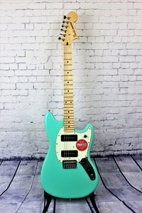 FENDER PLAYER MUSTANG® 90 SEAFOAM GREEN