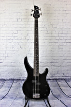 Load image into Gallery viewer, Yamaha TRBX174 TRBX Series Bass Guitar (Black)