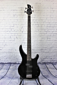 Yamaha TRBX174 TRBX Series Bass Guitar (Black)