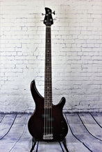 Load image into Gallery viewer, Yamaha TRBX174 TRBX Series Bass Guitar root beer exotic wood