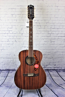 FENDER TIM ARMSTRONG HELLCAT-12 STRING ACOUSTIC/ELEC GUITAR