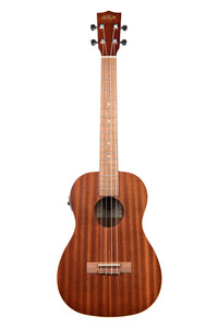 Kala KA-BE Mahogany Baritone Ukulele with Pickup