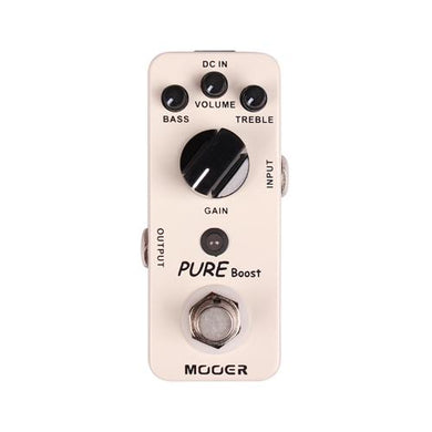 Mooer MEP-PBO  Pure Boost - Boost Pedal