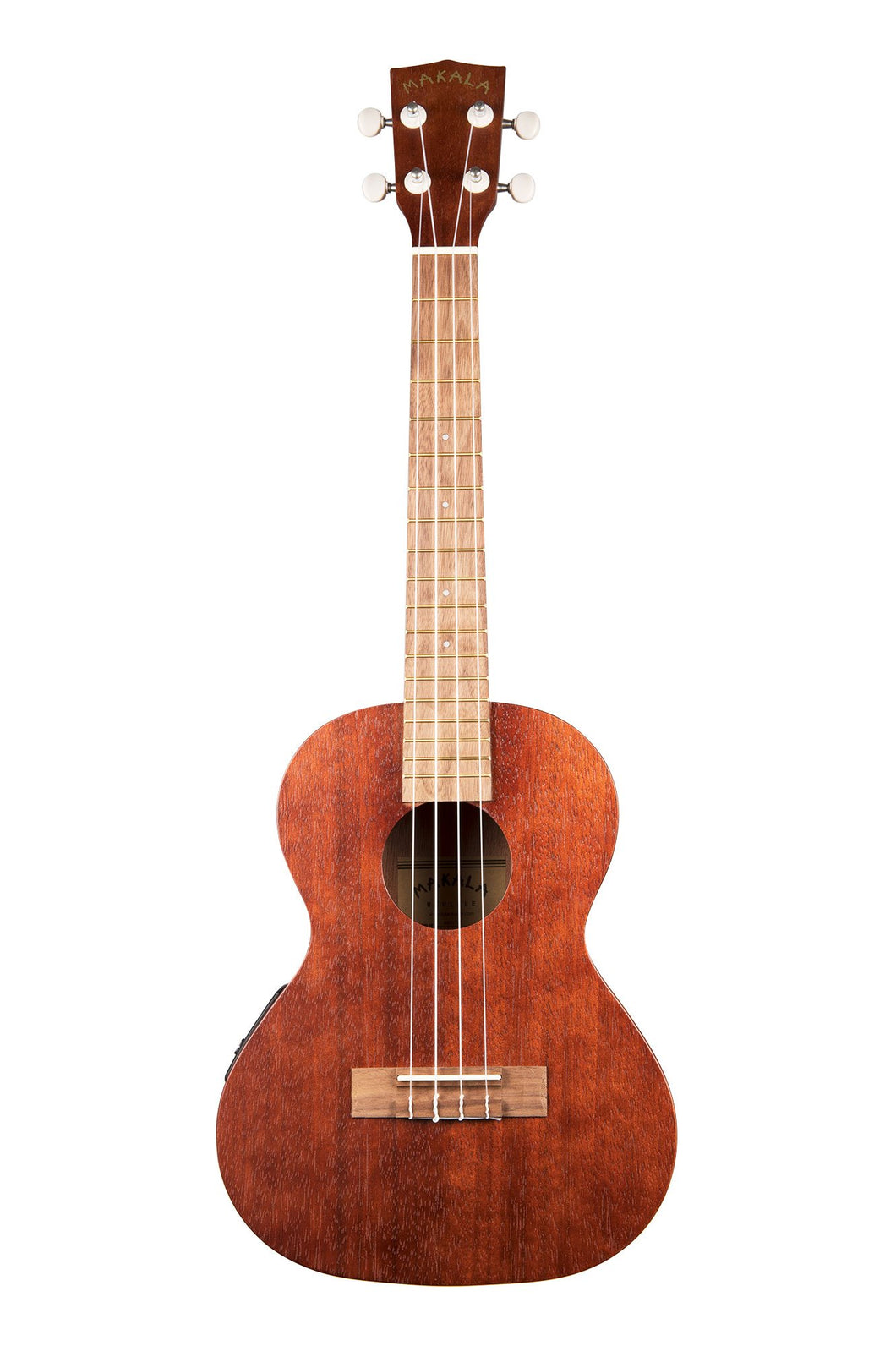 Makala MK-TE Satin Mahogony Tenor Ukulele with Pickup
