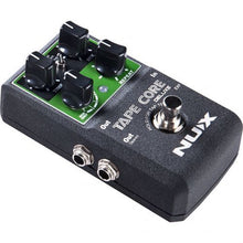 Load image into Gallery viewer, NUX Core Stompbox Series Tape Core Deluxe Tape Echo Effects Pedal