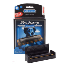 Load image into Gallery viewer, Hohner Pro Harp Harmonica in the Key of C
