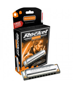 Hohner Rocket Harmonica in the Key of D