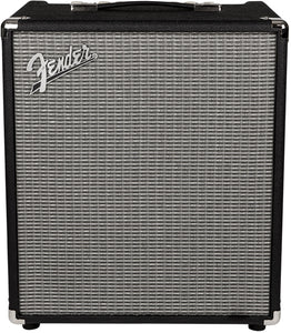 Fender Rumble 100 (V3) Bass Amp 240V Aus Black/Silver