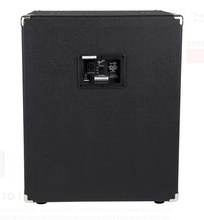 Load image into Gallery viewer, Fender Rumble 210 Bass Cabinet Black And Silver
