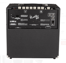 Load image into Gallery viewer, Fender Rumble 40 (V3) Bass Amp 240V Aus Black/Silver