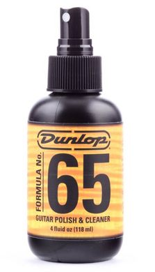 Dunlop Formula 65 Guitar Polish and Cleaner