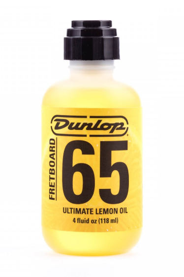 DUNLOP FRETBOARD 65 LEMON OIL