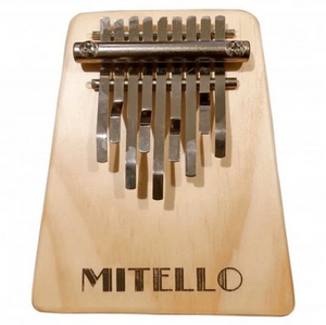 Mano Percussion UE840 Kalimba African Thumb Piano 9 note