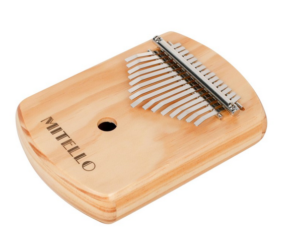 Mitello UE841 Kalimba African Thumb Piano 15 note