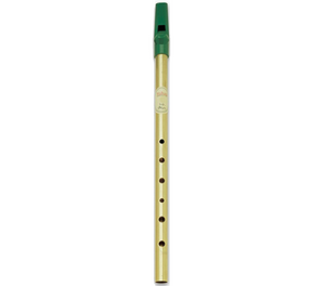 Waltons EWM1525 Brass D Tin Whistle