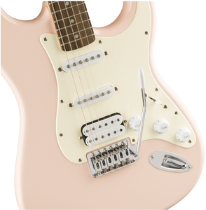 SQUIER BY FENDER BULLET® STRATOCASTER® HSS SHELL PINK
