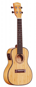 Alvarez ALMU55CE Concert Electric Ukulele - bamboo and all solid!