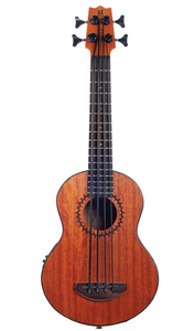 Mahalo MB1 Electric Acoustic Bass Ukulele