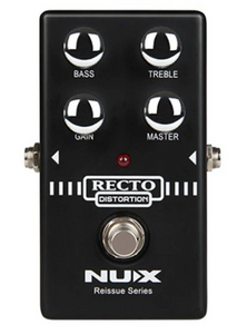 NUX Reissue Series Recto Distortion