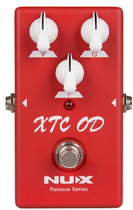 NUX Reissue Series XTC Overdrive