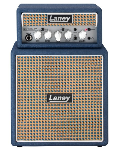 Laney MINISTACK -  Mini Guitar Amp Stack W/Bluetooth