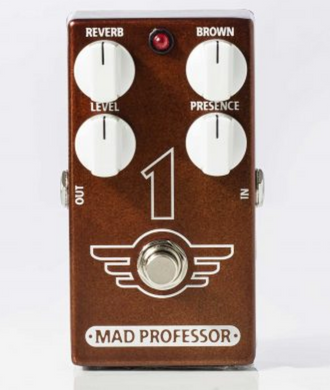 Mad Professor 'The One' Pedal Distortion/Reverb